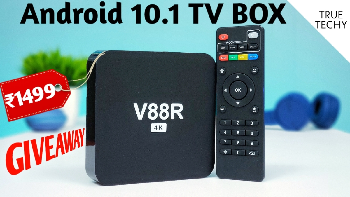 Best Android 10.1 Tv Box Under ₹1500.